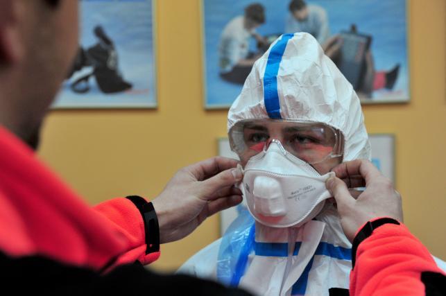 Szkolenia ratowników medycznych z Wojewódzkiej Stacji Pogotowia Ratunkowego w Szczecinie