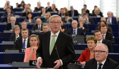 Jean-Claude Juncker - nowy szef Komisji Europejskiej
