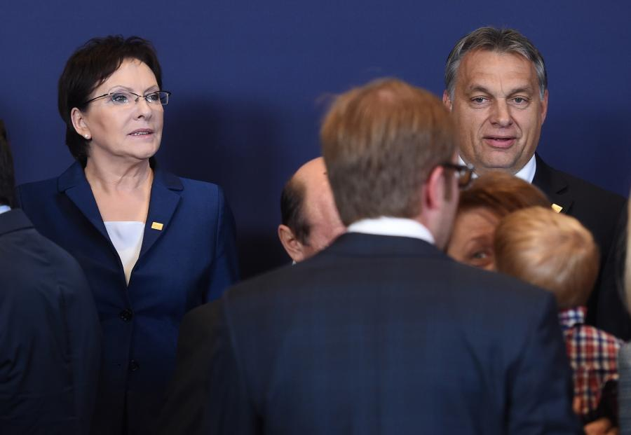Premier Ewa Kopacz na szczycie klimatycznym
