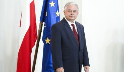 Lech Kaczyński popiera walkę o parytet