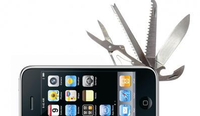 iPhone pozwala zaoszczędzić, jak scyzoryk armii szwajcarskiej