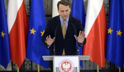 Marszałek Sejmu, Radosław Sikorski