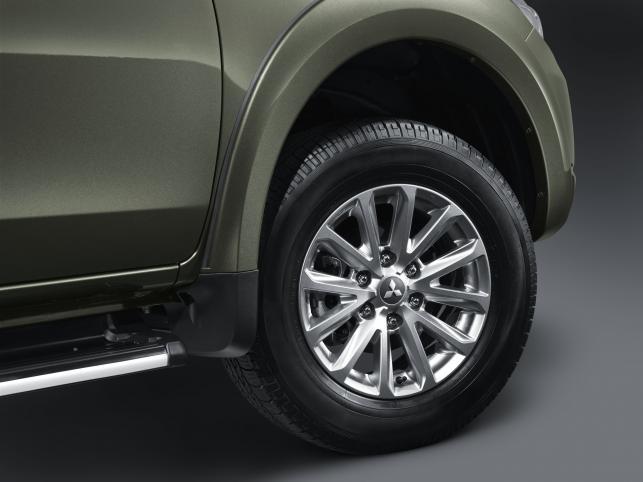 Mitsubishi triton to nowe mitsubishi L200