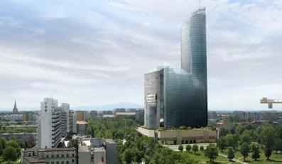 Kryzys ściął najwyższy polski wieżowiec