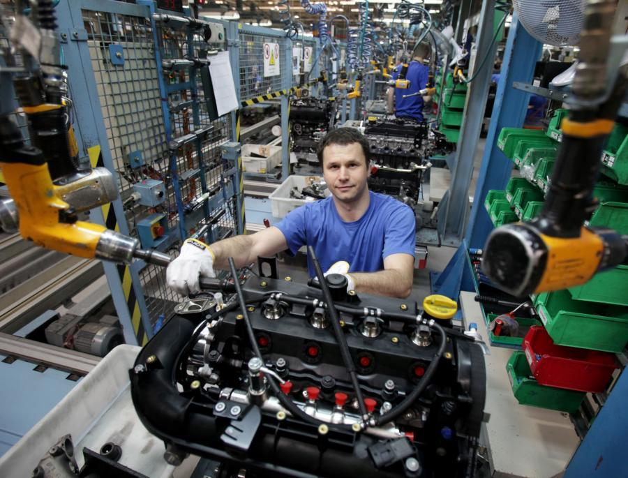 Fabryka GM w Tychach