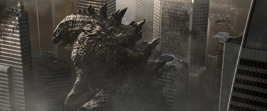 Gdyby tak Godzilla dostała nieco więcej czasu ekranowego...