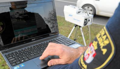 Fotoradar straży miejskiej