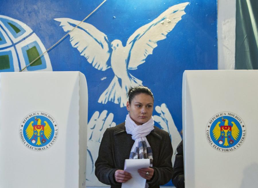 Wybory w Mołdawii