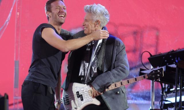 Bruce Springsteenem i Chris Martin z U2 zamiast Bono [ZDJĘCIA]