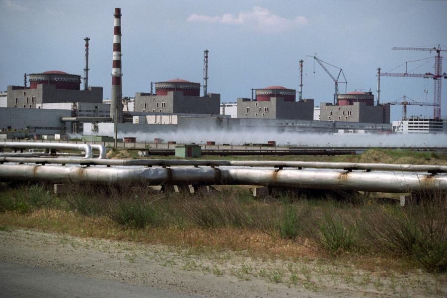 Eektrownia atomowa w Zaporożu