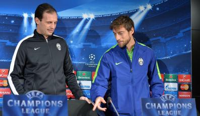 Massimiliano Allegri i Claudio Marchisio