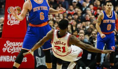 Bulls - Knicks
