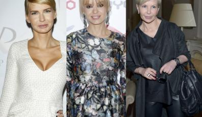 Edyta Pazura, Ewelina Rydzyńska i Joanna Racewicz