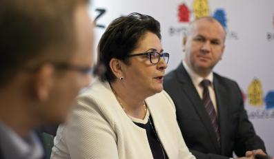 Minister spraw wewnętrznych, Teresa Piotrowska