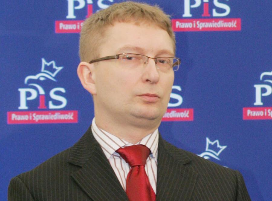Artur Górski, poseł PiS