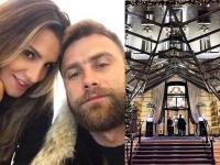 Sara Boruc spędzi sylwestra w luksusach. Mąż zabrał ją do ...