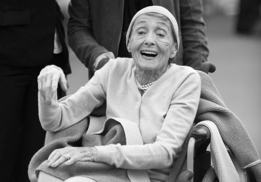 Luise Rainer (1910 –2014)