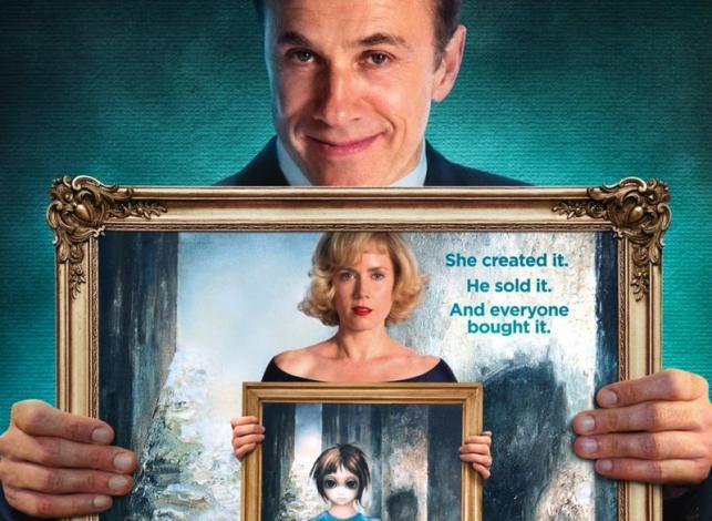 """""""Wielkie oczy"""": Tim Burton o artystycznym oszustwie"""