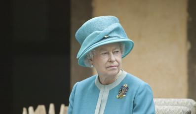 Królowa brytyjska Elżbieta II