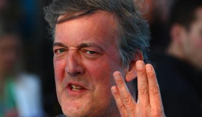 Stephen Fry zaręczył się z 27-letnim Elliottem Spencerem