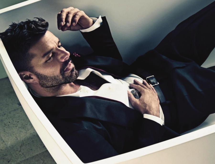 Ricky Martin wydaje \