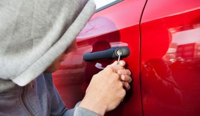 Jakie samochody kradną złodzieje? Nowe dane za 2014