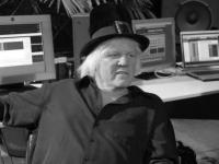 Edgar Froese, założyciel legendarnego Tangerine Dream, nie żyje