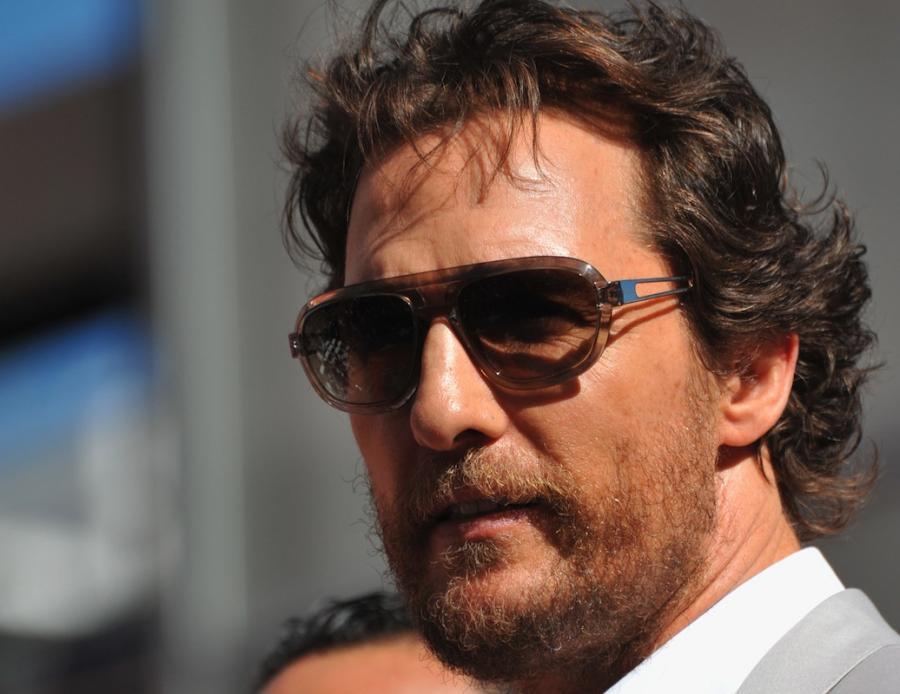 Matthew McConaughey będzie biegać z Indianami