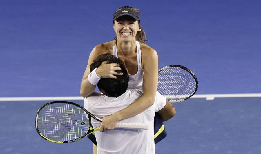 Martina Hingis i Leander Paes