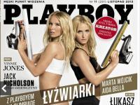 Sportsmenka znana z okładki Playboya będzie pracować w GKS Katowice. ZDJĘCIA