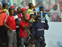 Burzliwa końcówka półfinału Pucharu Narodów Afryki. Awans Ghany