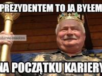 Król Wałęsa, rolnik Godson i Kopacz w obronie. MEMY TYGODNIA