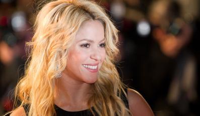 Shakira przedstawiała małego Sahę