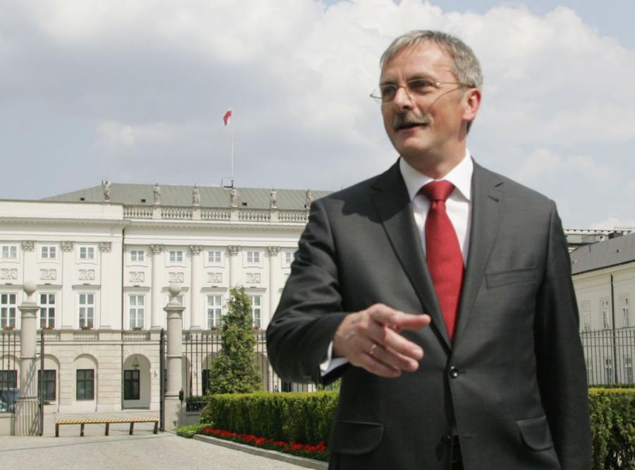 Dolniak: Kaczyński nadwyręży wizerunek Polski