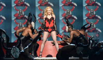 Madonna: Nie obiłam sobie tyłka, ale walnęłam się w głowę