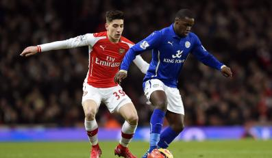 Mecz FC Arsenal - Leicester City
