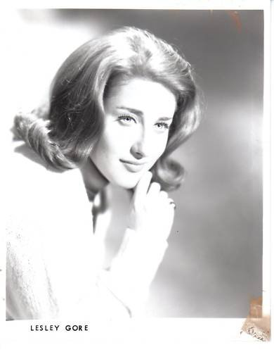 Lesley Gore (1946 – 2015)