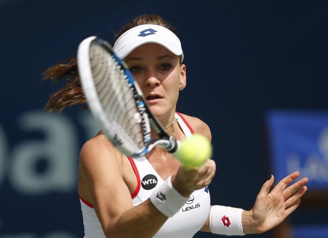 Chora Agnieszka Radwańska awansowała do III rundy turnieju w Dubaju