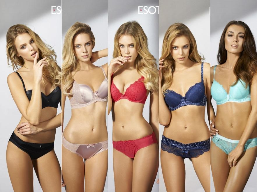 Esotiq - kolekcja wiosna/lato 2015