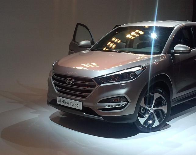 Nowy Suv Dla Polskich Kierowc W Nowy Hyundai Tucson Jest