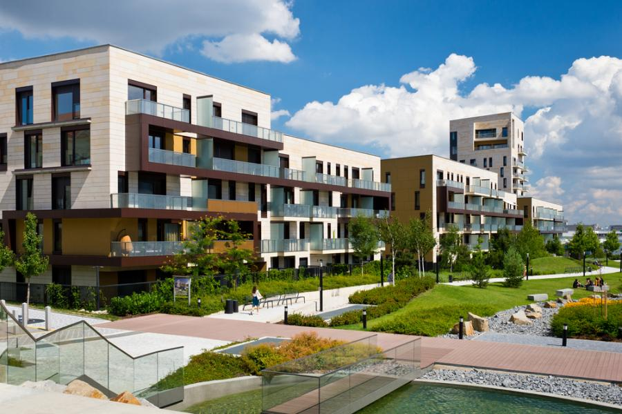 Osiedle mieszkaniowe