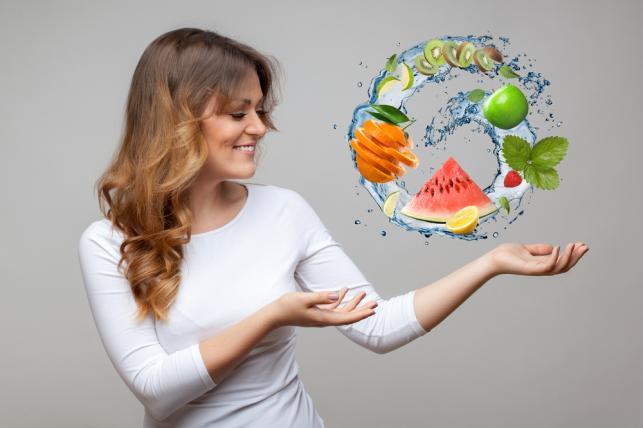 Owoce i witaminy