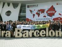 Najcieńszy tablet świata, wygięte smartfony i antywirusy dla zegarków. Oto targi MWC w Barcelonie. FOTO