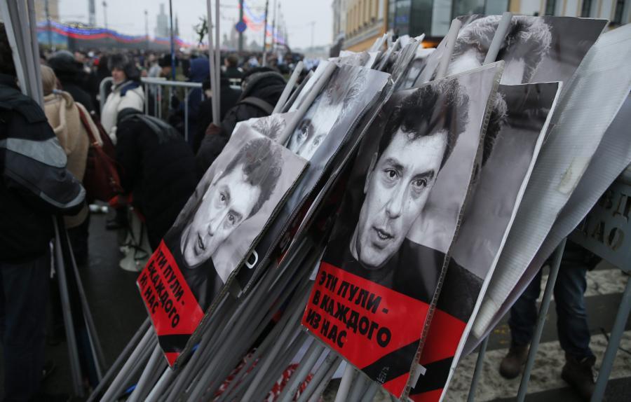 Marsz ku czci Borysa Niemcowa