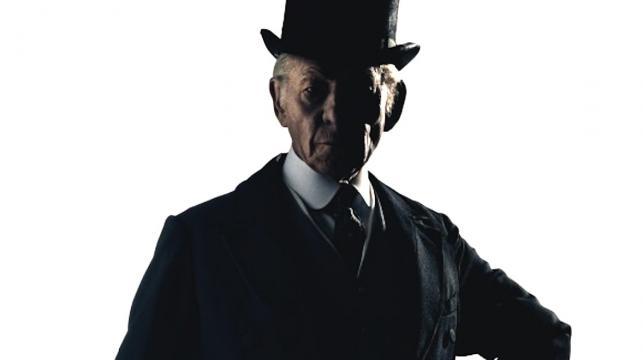 Gandalf jako podstarzały Sherlock Holmes