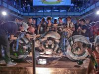 Bestia Nergala ma nowe rodzeństwo! Oto pierwszy motocykl cały w tatuażach. ZDJĘCIA i wideo