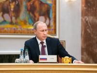 Władimir Putin pogratulował zwycięstwa Andrzejowi Dudzie
