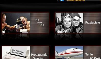 Kradzione zdjęcie na antyrządowej stronie PiS