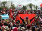 Komorowski maszerował w Tunezji przeciwko terroryzmowi. ZDJĘCIA