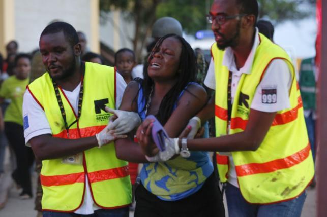 Terroryści zaatakowali uniwersytet w mieście Garissa. JEST WIELE OFIAR